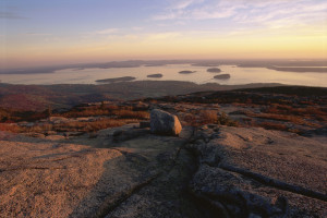 Explore from Southwest Harbor to top of Cadillac Mountain Maine